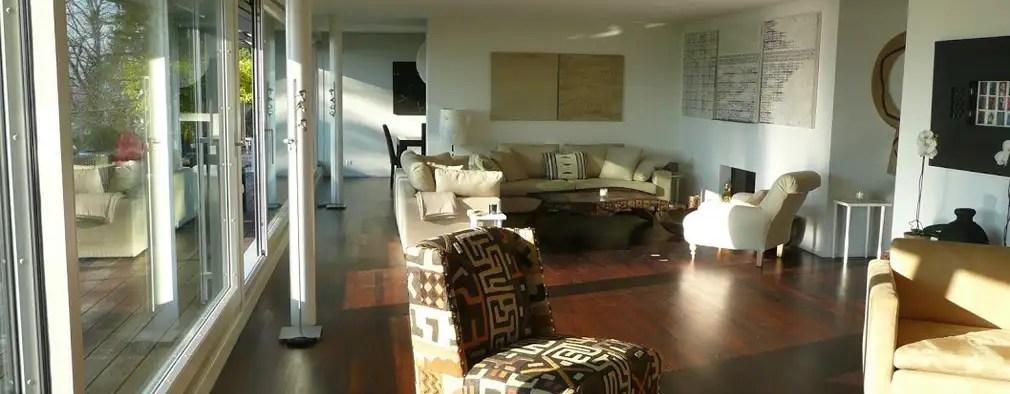 The Modern, Sunfilled Zurich Apartment