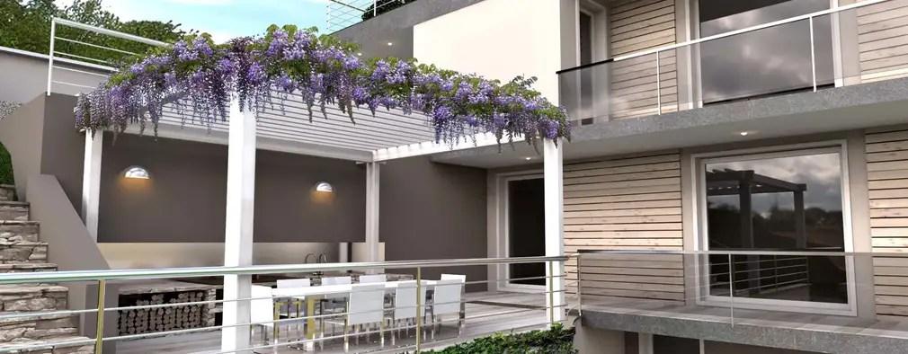 Piante sul Balcone o Terrazzo 10 Idee da Copiare
