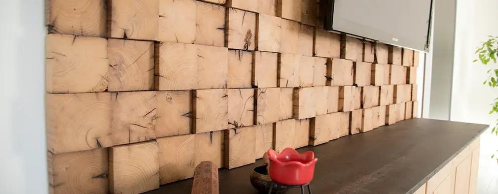 Revestir tus paredes con madera 8 ideas fabulosas