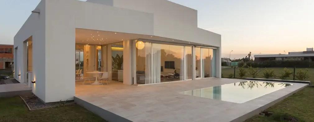 5 casas modernas e os respectivos projectos para se inspirar