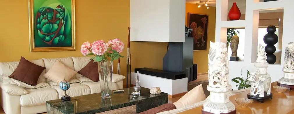 Pintura De Salas Finest Como Decorar Tu Sala Con El Color
