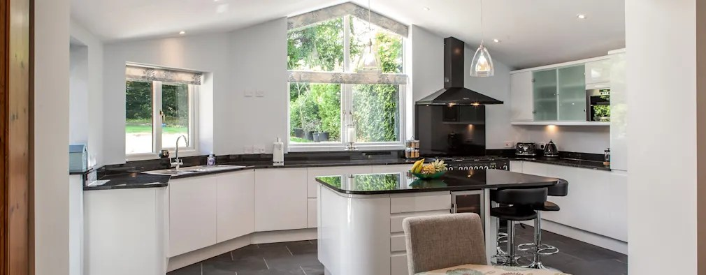 The Hampshire Kitchen Extension That Changed An Entire Home
