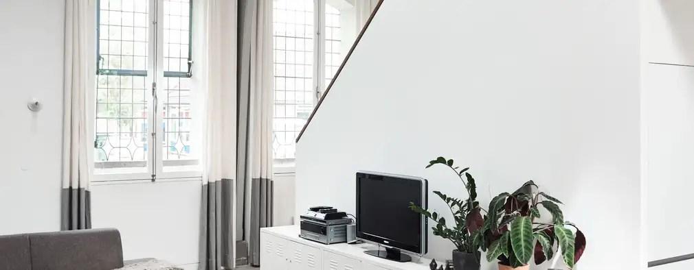 Lifting Total D'une Vieille Bâtisse En Un Loft Moderne