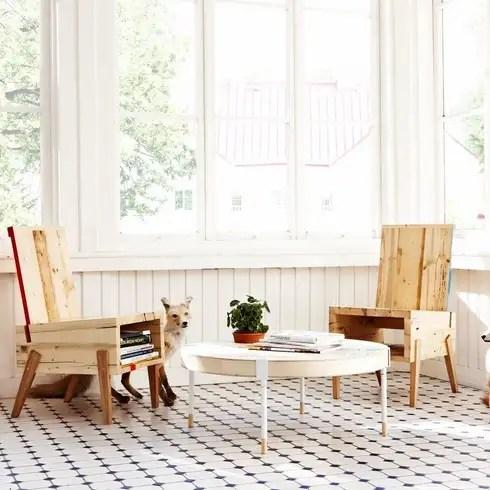 Trendiges Upcyclingmöbel Für Moderne Wohnräume