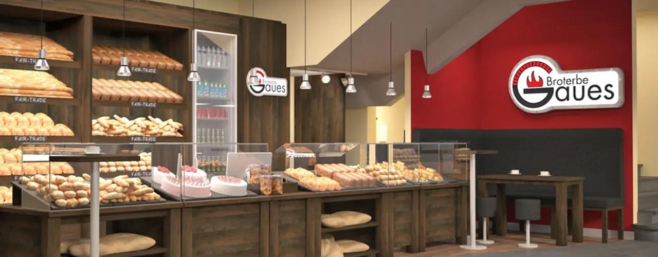 Ausgeklügeltes Bäckerei Design Bei Hannover  Home Sweet Home
