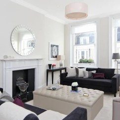 Painting Living Room Off White Paint Ideas For With Brown Furniture How To Choose The Right City Appartment By Hampstead Design Hub
