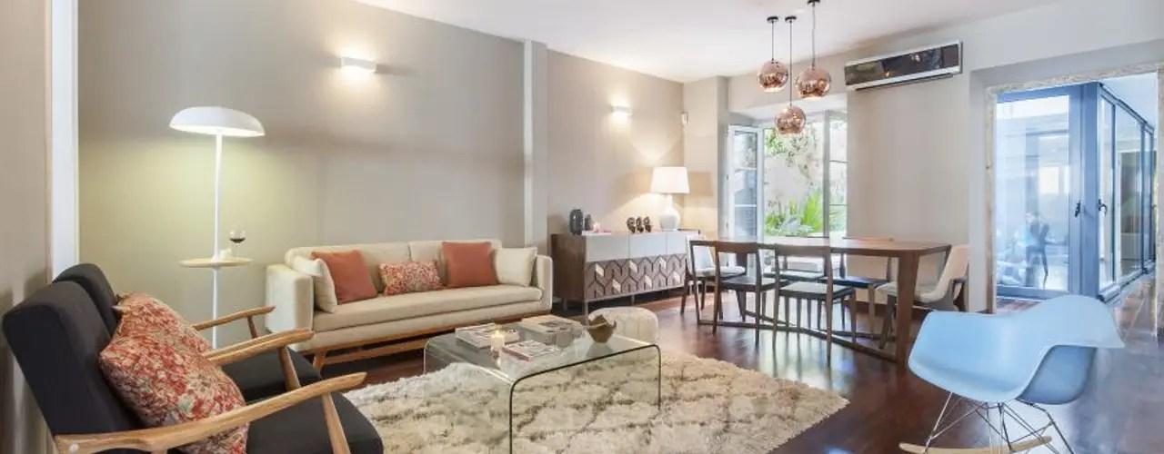 18 Desain Ruang Tamu dan Ruang Makan Terbuka