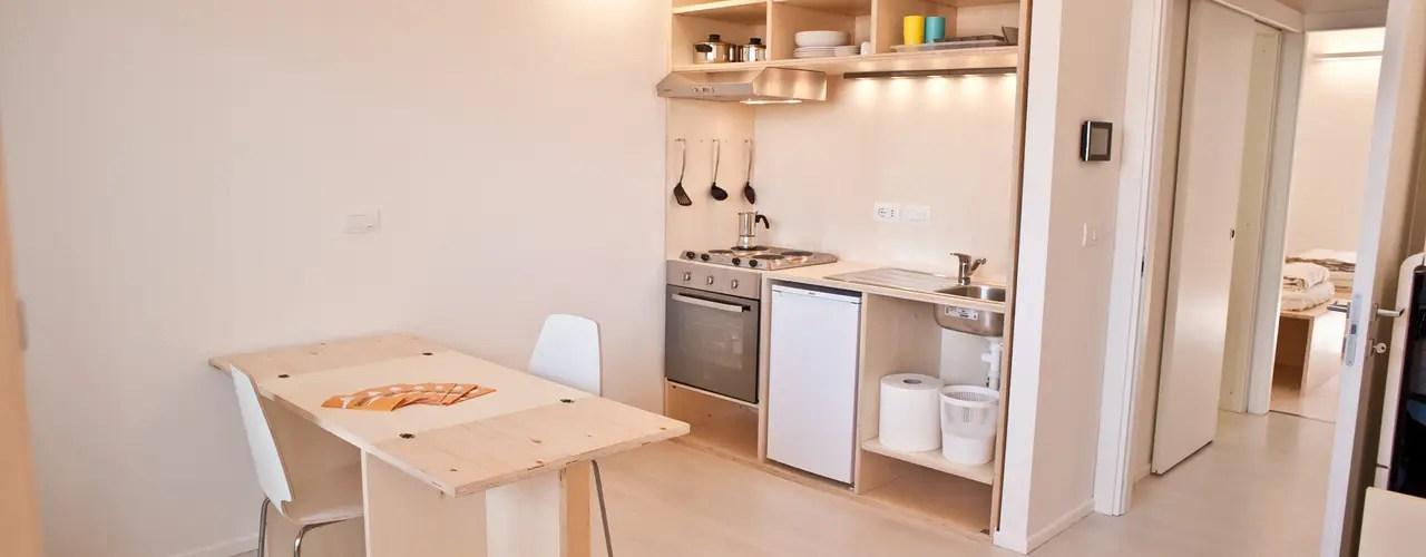 7 cucine piccole semplici e economiche ma per nulla noiose