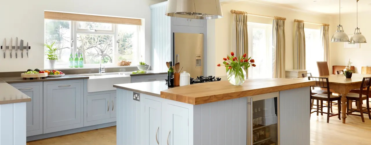 10 Contemporary Kitchen Colour Schemes To Think About Homify