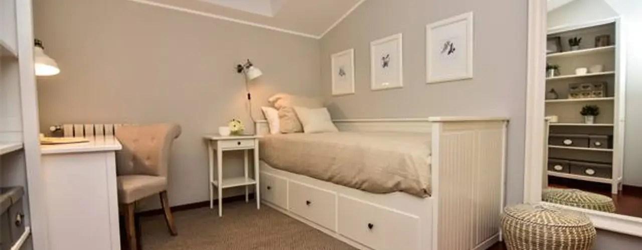 Camere bambini e ragazzi arredamenti meneghello: 10 Camere Da Letto Con Mobili Ikea A Cui Ispirarsi Homify