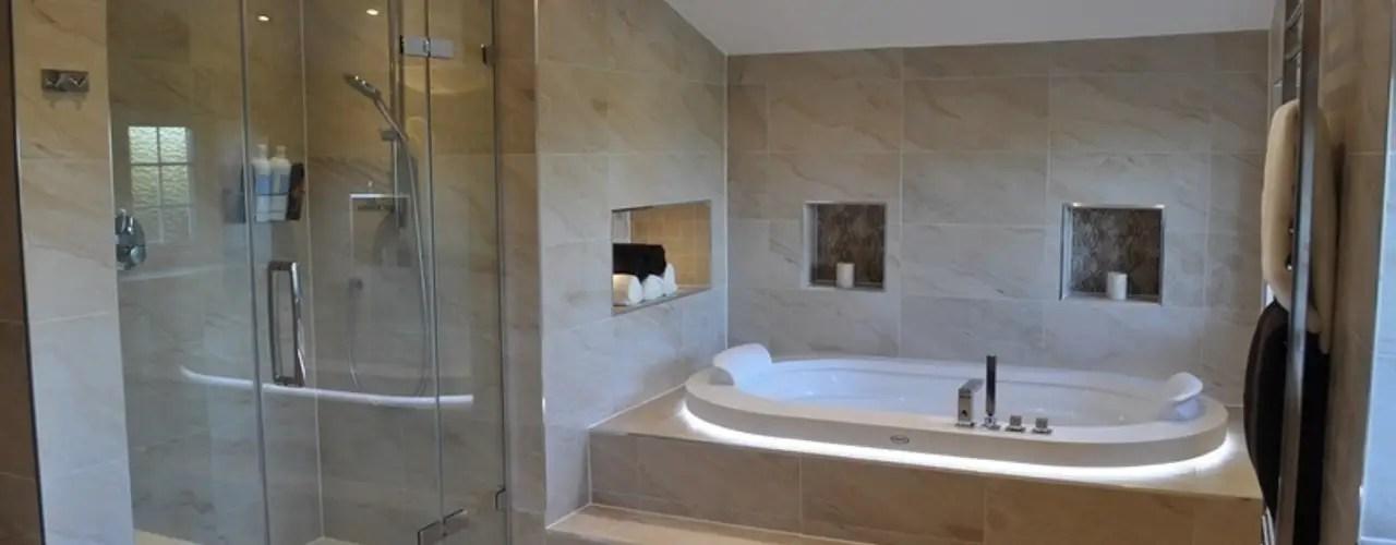 5 Ultimate Ensuite Bathroom Ideas To Copy Homify