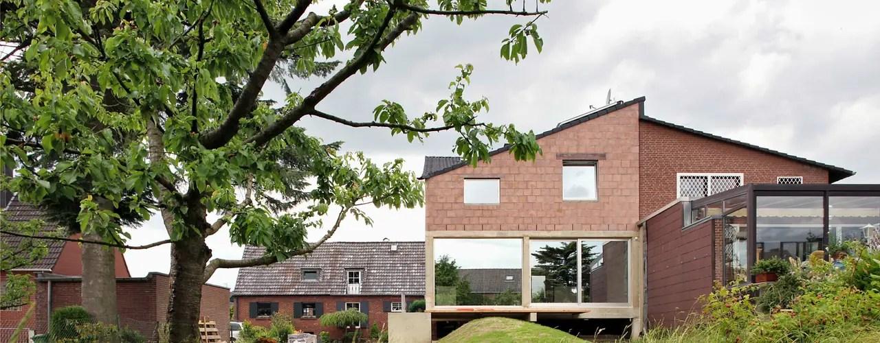Kostengünstige Sanierung Eines Siedlungshauses In Aachen