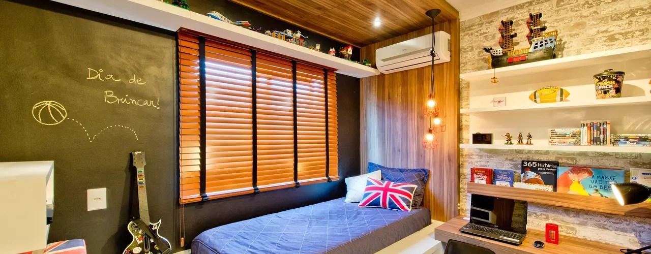 20 habitaciones de estudio modernas y sensacionales