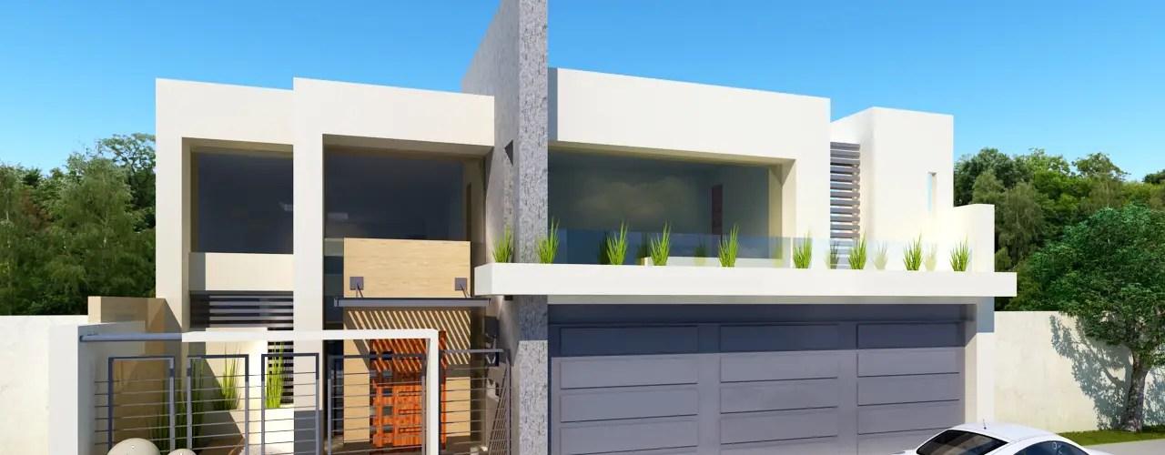 10 Ideas de portones y fachadas para casas venezolanas