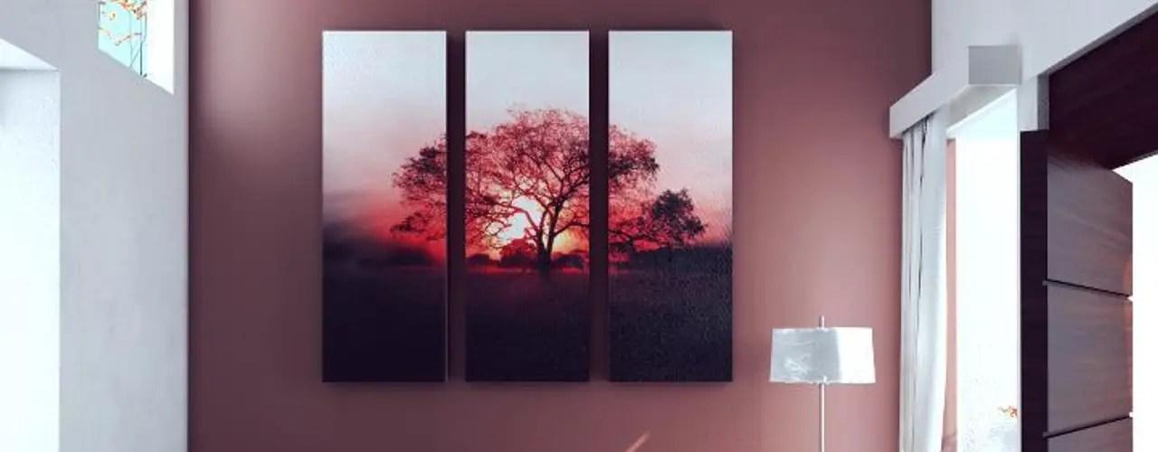 12 prachtige kleuren om de muren van je kleine woonkamer
