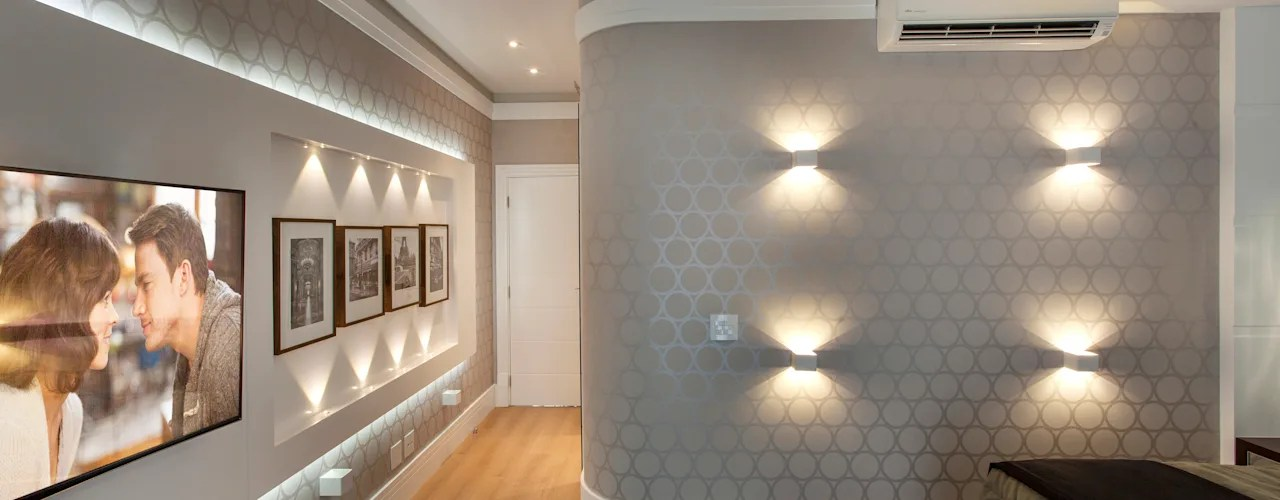 Lmparas de pared y muchas ideas para iluminar tu hogar