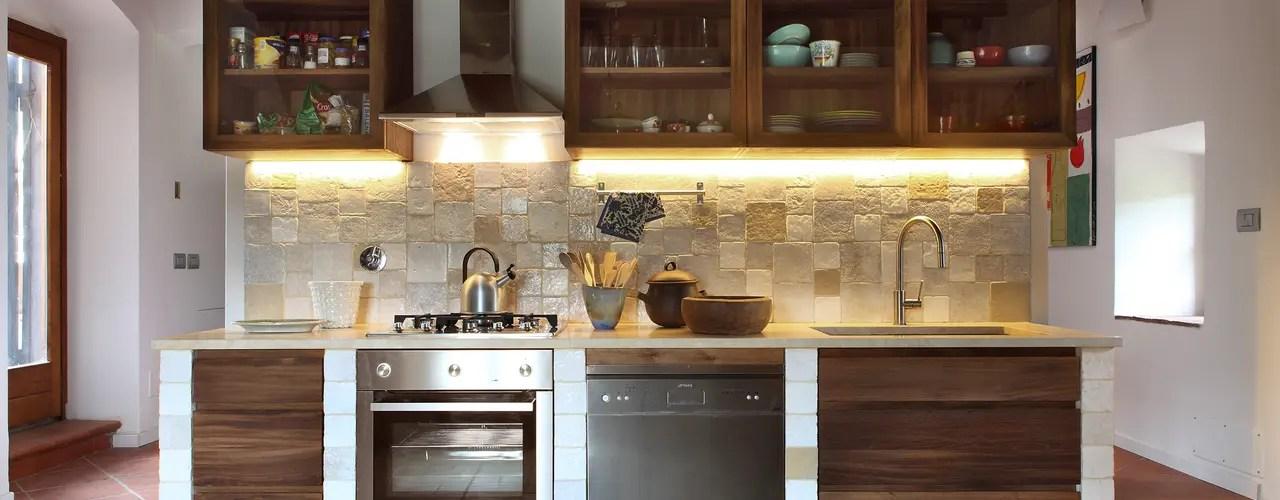 6 Idee per una Cucina Rustica e Moderna