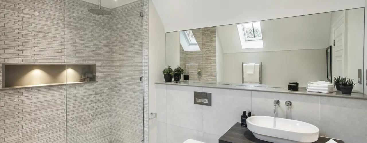 8 Maravilhosas Casas De Banho Com Duche