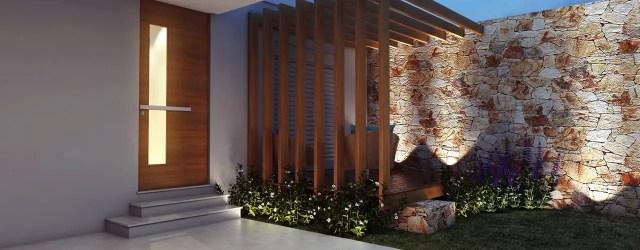 24 ideas para la entrada de tu casa: Â¡sencillas pero bonitas! homify