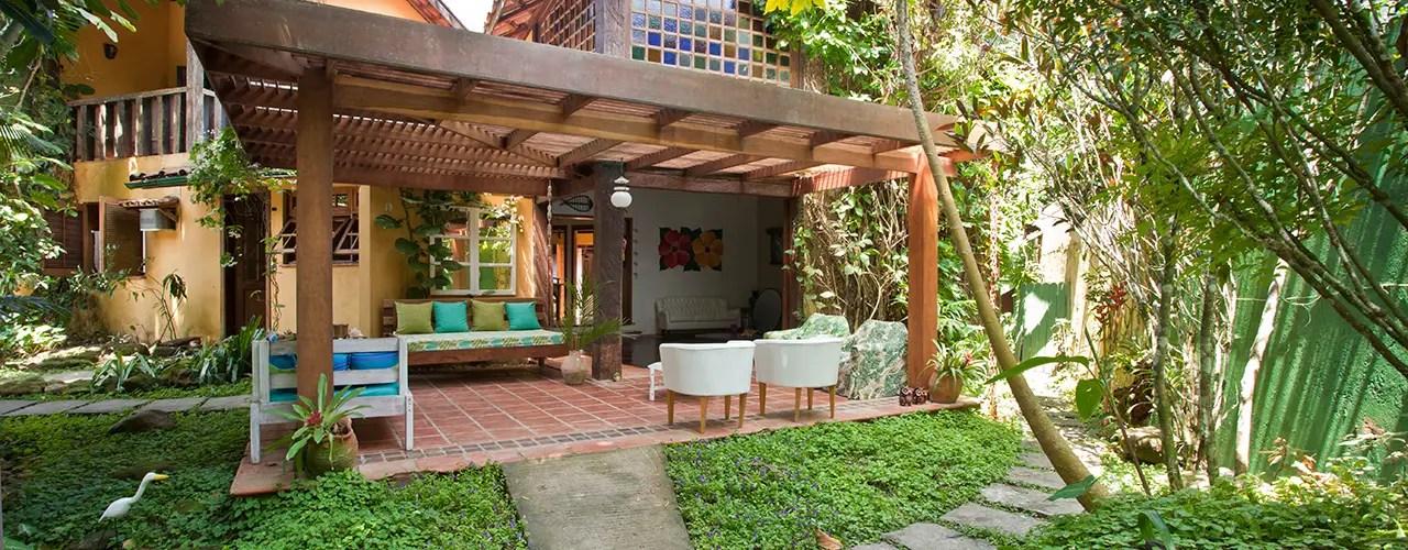 La casita tropical y bella que siempre soaste