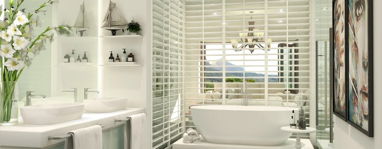 16 Pictures Of Beautiful Bathrooms