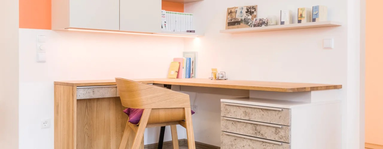 17 Tolle Home Office Inspirationen