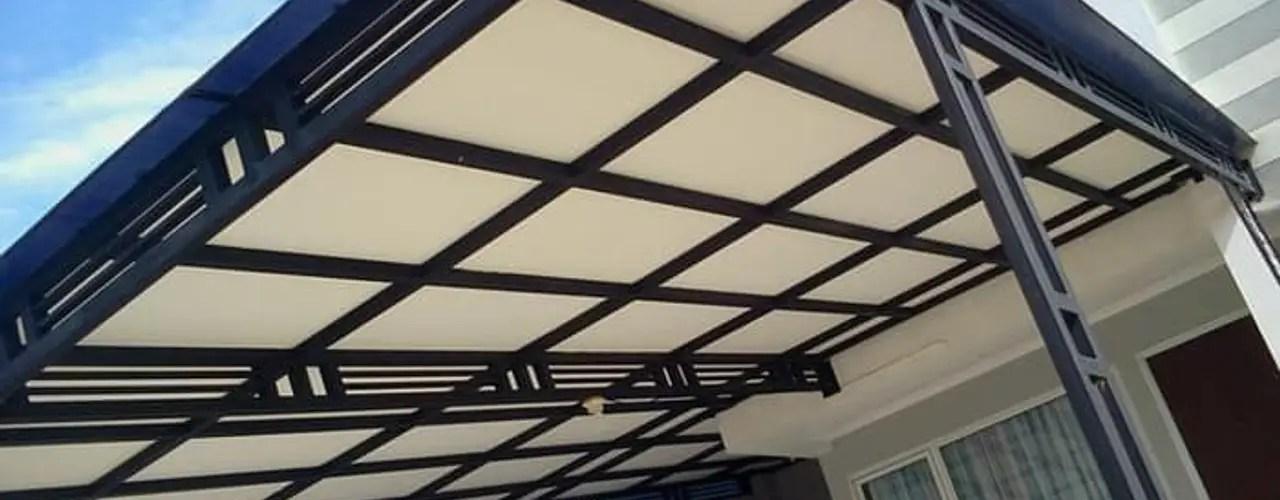 pondasi kanopi baja ringan risiko penggunaan atap untuk tempat tinggal homify