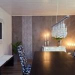 Wohnraum Wandgestaltung Mit Marmorputz Moderne Esszimmer Von Einwandfrei Innovative Malerarbeiten Ohg Modern Homify