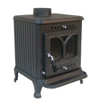 Country living room by direct stoves | homify