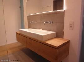 Badezimmer / waschtisch moderne badezimmer von becker ...