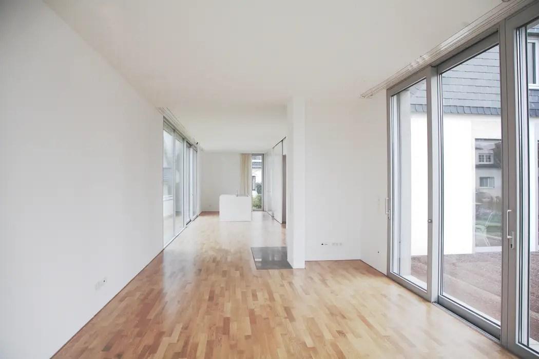 Einfamilienhaus in duisburg wohnzimmer von oliver keuper architekt bda  homify