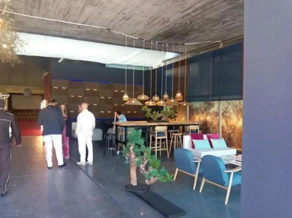 Terraza lounge en millesime 2015 de raquel chamorro