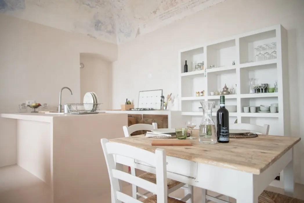 Appartamento in liguria la cucina cucina in stile di con3studio  homify