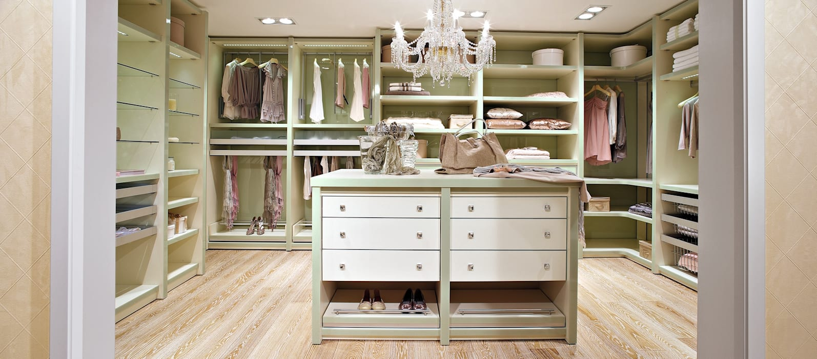 Cabinet Schranksysteme Ag Dressing Roomwardrobes Drawers Homify