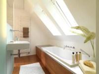 Badewanne unter dachschrge: badezimmer von grimm ...