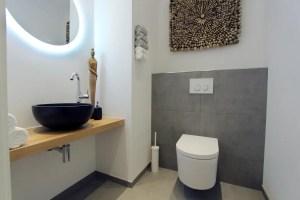 Modern bathroom by stagebella modern tiles   homify