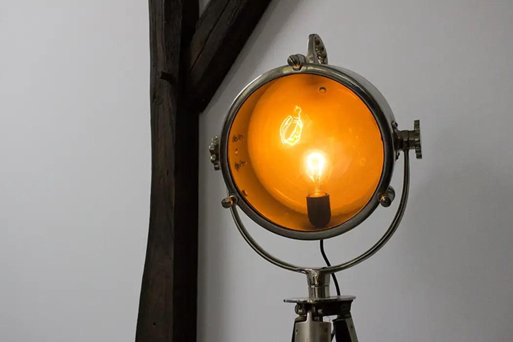 Beroemd Staande Lamp Woonkamer MBV88  AgnesWaMu