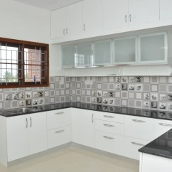 Kitchen Design Bangalore Island With Folding Leaf U Shaped Layouts In By Scale Inch Pvt Ltd