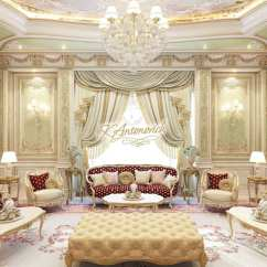 Classic Living Room Designs Gray With Dark Furniture Luxury Design Ideas From Katrina Antonovich By