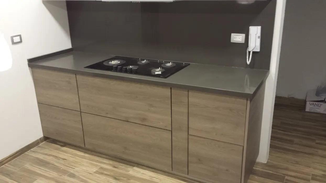 Cocina integral moderna cocinas equipadas de estilo por