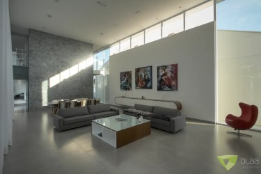 Scandinavian style living room by olaa arquitetos scandinavian homify