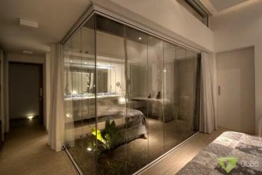 Scandinavian style bedroom by olaa arquitetos scandinavian homify