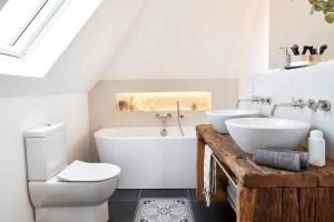 Badezimmer im klassisch modernen landhausstil banovo gmbh ...