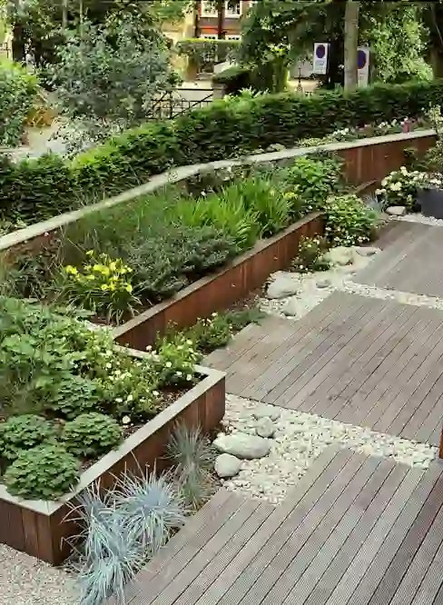 19 Delightful Decking Ideas To Improve Any Size Garden Homify
