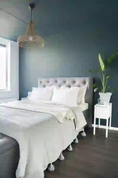 De leukste ideen voor een donkere slaapkamer