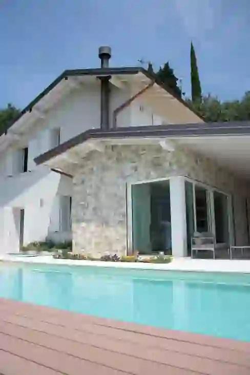 La pietra e il calcestruzzo sono alternative ideali tra i pavimenti rustici per case di campagna. 10 Case In Pietra Che Combinano Stile Rustico E Moderno Homify