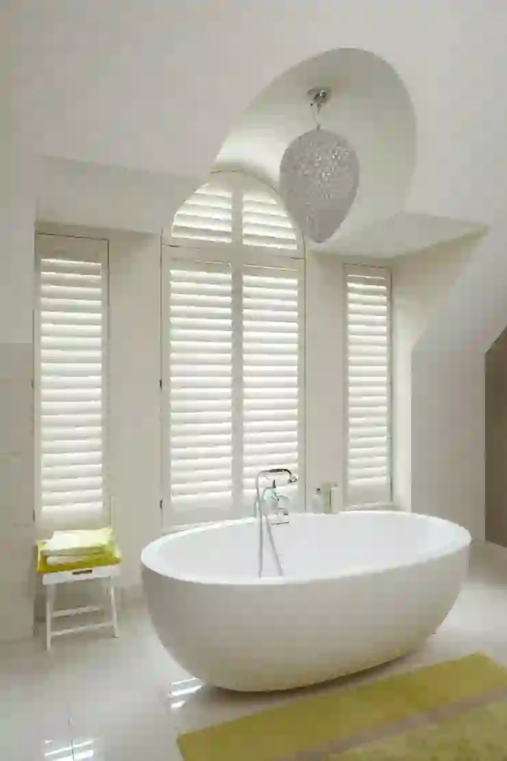 Bathroom Shutters By The New England Shutter Company Homify