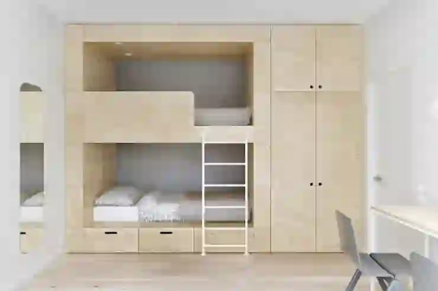 Kamar Bayi & Anak oleh INT2architecture