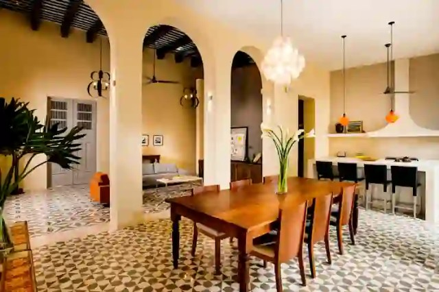 Ruang Makan oleh Taller Estilo Arquitectura