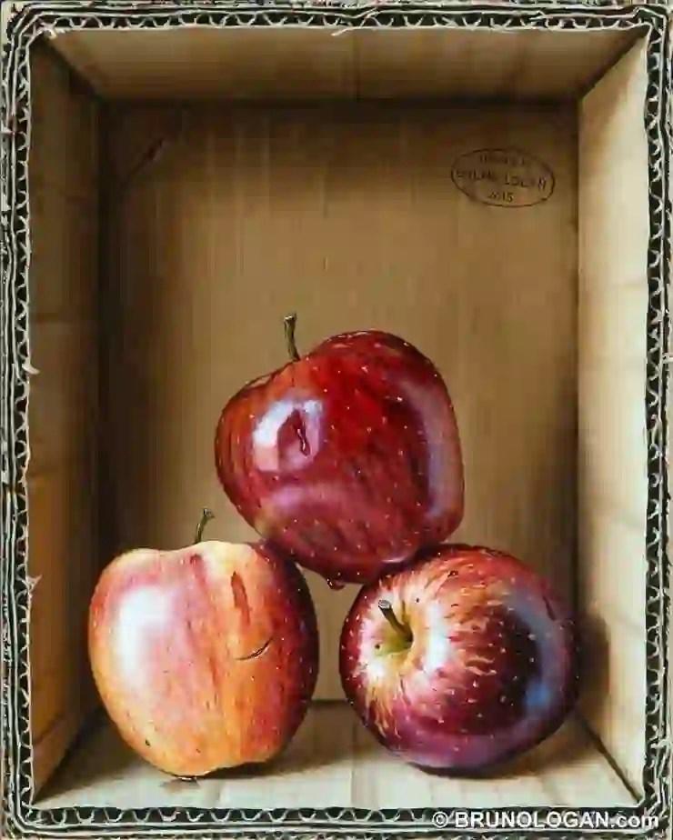 Peinture En Trompe L Oeil : peinture, trompe, Peinture, Trompe-l'oeil, Bruno, LOGAN, Homify